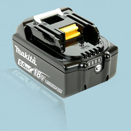 Toptopdeal Makita BL1850B 18V LXT Li-Ion 5 Ah Genuine Battery 196673-6