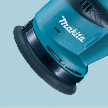 Toptopdeal Makita DBO180Z 18V Li-Ion Random Orbit Sander Body Only 2
