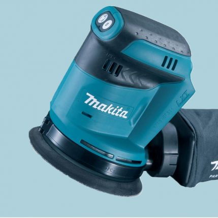 Toptopdeal Makita DBO180Z 18V Li-Ion Random Orbit Sander Body Only 3