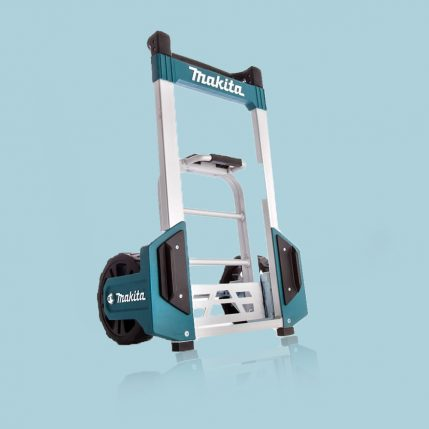 Toptopdeal Makita TR00000001 Foldable MakPac Trolley Sack Truck With Belt 2