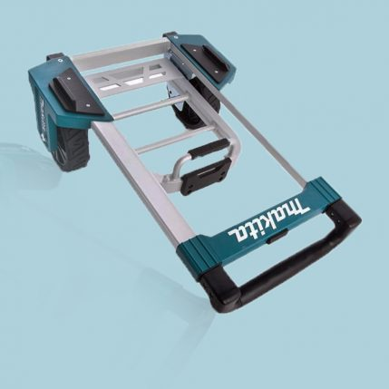 Toptopdeal Makita TR00000001 Foldable MakPac Trolley Sack Truck With Belt 3