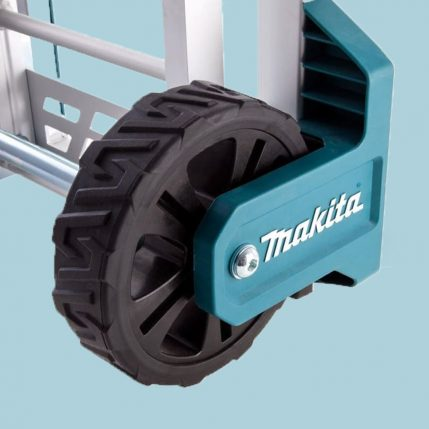 Toptopdeal Makita TR00000001 Foldable MakPac Trolley Sack Truck With Belt 4