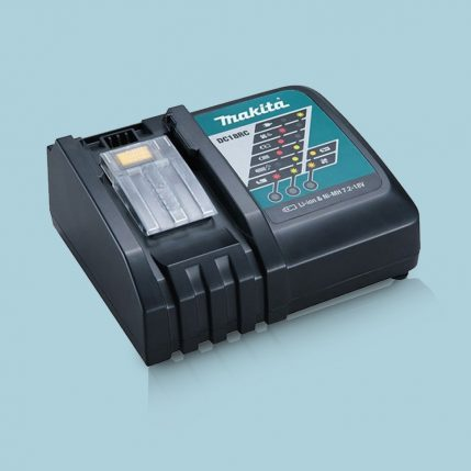 Toptopdeal Makita DC18RC 14.4-18V Li-Ion Fast Battery Charger Black 240V