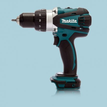 Toptopdeal Makita Dhp458z 18v Combi Drill Driver Body Only