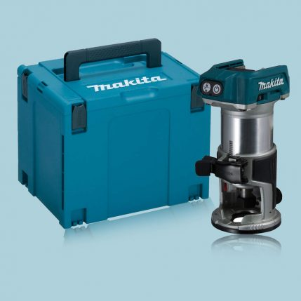 Toptopdeal Makita Drt50zj 18v Lxt 1 4 Brushless Cordless Router Body Only In Makpac Case