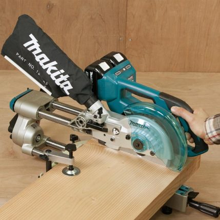 toptopdeal MAKITA DLS714Z TWIN 18V CORDLESS BRUSHLESS SLIDE COMPOUND 190MM MITRE SAW BODY ONLY 1
