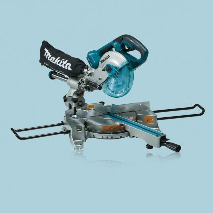 toptopdeal MAKITA DLS714Z TWIN 18V CORDLESS BRUSHLESS SLIDE COMPOUND 190MM MITRE SAW BODY ONLY 3