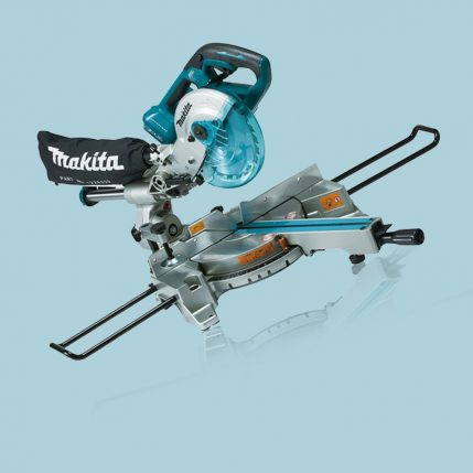 toptopdeal MAKITA DLS714Z TWIN 18V CORDLESS BRUSHLESS SLIDE COMPOUND 190MM MITRE SAW BODY ONLY