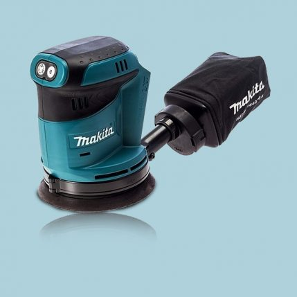 toptopdeal Makita DBO180Z 18V Li-Ion Random Orbit Sander Body Only