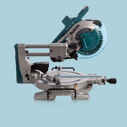 toptopdeal Makita DLS110Z 36V LXT Brassless 260 Mm Slide Compound Miter Saw Body Only 2