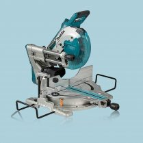 toptopdeal Makita DLS110Z 36V LXT Brassless 260 Mm Slide Compound Miter Saw Body Only