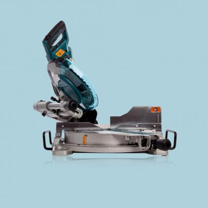 toptopdeal Makita DLS110Z 36V LXT Brassless 260 Mm Slide Compound Miter Saw Body Only 3
