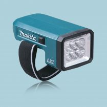toptopdeal Makita DML186Z 18V Li-Ion6 LED Flashlight Torch Body Only