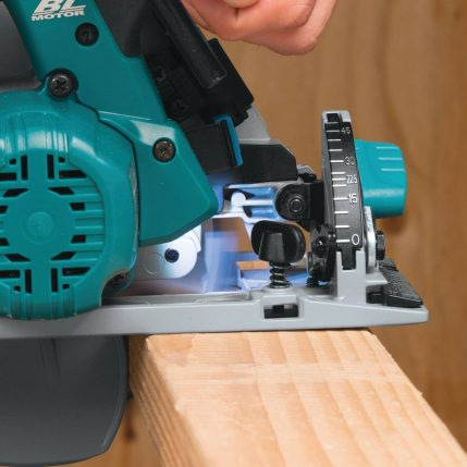 Toptopdeal Makita DHS680z 18v Brushless Circular Saw 165mm Body Only 4