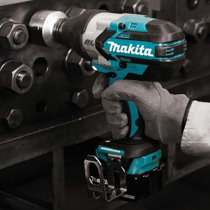 Toptopdeal Makita DTW1001z 18v lxt Brushless 3/4″ Impact Wrench Body Only 4