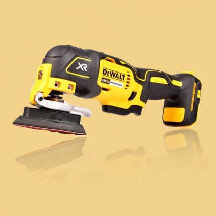 Toptopdeal DeWalt DCS355N 18V Li-Ion Cordless Brushless Oscillating Multi-Tool Body Only 2