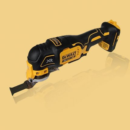 Toptopdeal DeWalt DCS355N 18V Li-Ion Cordless Brushless Oscillating Multi-Tool Body Only