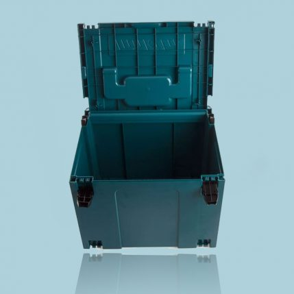 Toptopdeal Makita 821552-6 Type 4 Makpac Connector Stacking Large Case No Inlay-4