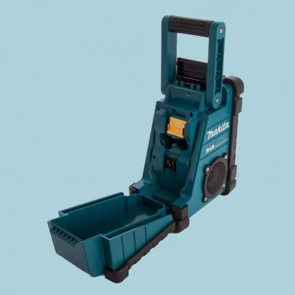 Toptopdeal Makita DMR109 10.8-18V LXT/CXT Li-Ion Job Site Blue Radio Body Only