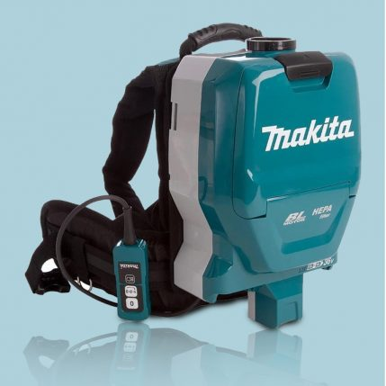 Toptopdeal Makita DVC261ZX11 36V LXT Backpack Vacuum Cleaner Body Only 2