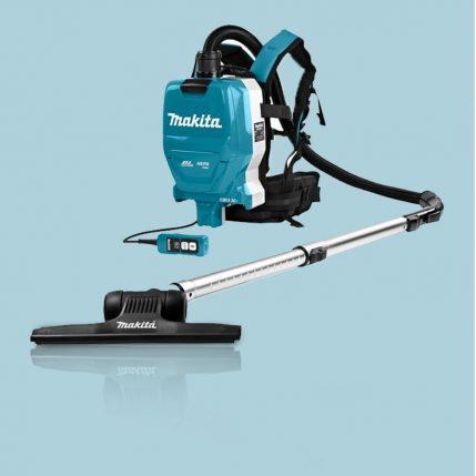 Toptopdeal Makita DVC261ZX11 36V LXT Backpack Vacuum Cleaner Body Only 3