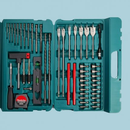Toptopdeal Makita P-44046 216 Piece Complete Power Tool Drill Driver And Bit Set 3