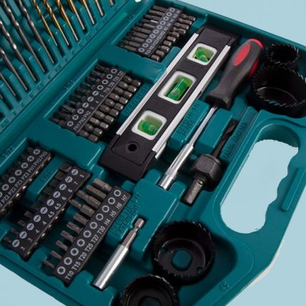 Toptopdeal Makita P-67832 101 Piece Drilling And Driving Bit Accessory Set 4