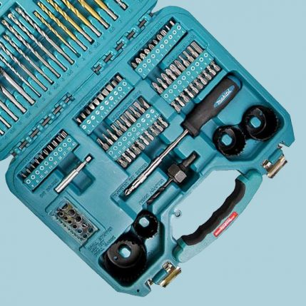 Toptopdeal Makita P-90249 100 Piece Trade Power Drill Driver Bit Accessory Set 5