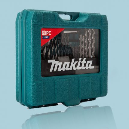 Toptopdeal Makita P-90358 60 Piece Drill & Bits PRO Power Tools Accessory Sets 3