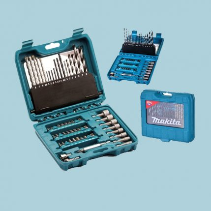 Toptopdeal Makita P-90358 60 Piece Drill & Bits PRO Power Tools Accessory Sets 5