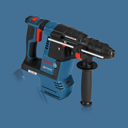 Toptopdeal Bosch GBH 18V-26 F SDS+ Brushless Rotary Hammer Drill Body Only In L-Boxx 0611909001 1