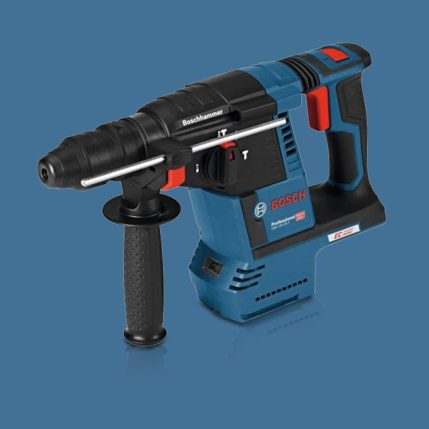 Toptopdeal Bosch GBH 18V-26 F SDS+ Brushless Rotary Hammer Drill Body Only In L-Boxx 0611909001 2
