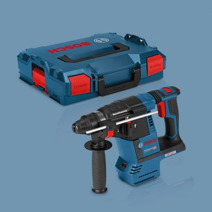 Toptopdeal-Bosch GBH 18V-26 F SDS+ Brushless Rotary Hammer Drill Body Only In L-Boxx 0611909001