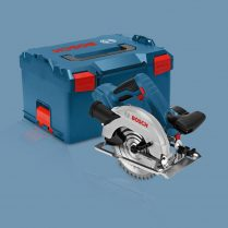 Toptopdeal Bosch GKS18V57G 18V 165mm Circular Saw Body Only In L BOXX 06016A2101