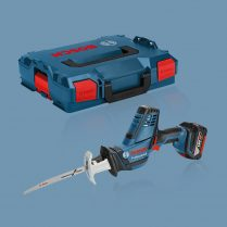 Toptopdeal Bosch GSA 18V LI C 18V Compact Reciprocating Saw Body Only In L Boxx 06016A5001
