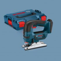 Toptopdeal Bosch GST18VLIBNCG 18V Cordless Jigsaw Body Only In L Boxx 06015A6101