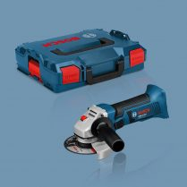 Toptopdeal Bosch GWS 18 125 V LI 125mm 18V Cordless Angle Grinder Body Only In L Boxx