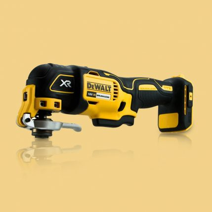 Toptopdeal DeWalt DCS355N 18V Li Ion Cordless Brushless Oscillating Multi Tool Body Only