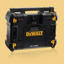 Toptopdeal DeWalt DWST1-81079-GB 18V Bluetooth DAB / FM / AM TSTAK Jobsite Radio
