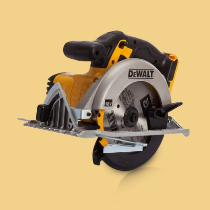 Toptopdeal Dewalt DCS391N 18V Li Ion Cordless 165mm Circular Saw Body Only 2