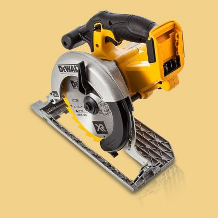 Toptopdeal Dewalt DCS391N 18V Li Ion Cordless 165mm Circular Saw Body Only 3