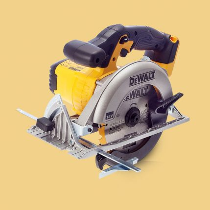 Toptopdeal Dewalt DCS391N 18V Li Ion Cordless 165mm Circular Saw Body Only 4