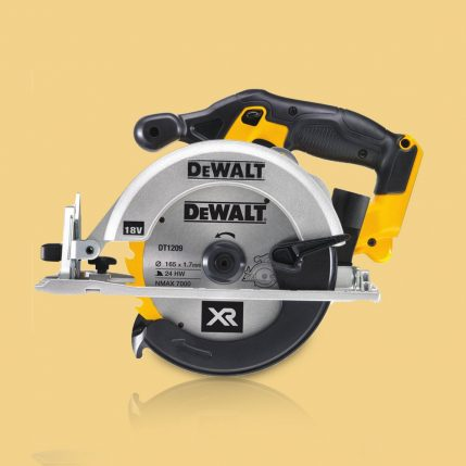 Toptopdeal dewalt dcs391n 18v li ion cordless 165mm circular saw body only
