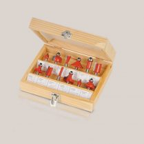 Toptopdeal-Excel-12-Piece-1-2in-High-Quality-TCT-Router-Bit-Set-With-Wooden-Case