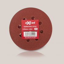 Toptopdeal-Excel-125mm-Sanding-Disc-120G-Pack-Of-10
