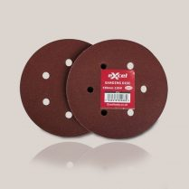 Toptopdeal-Excel-150mm-Sanding-Disc-120G-Pack-Of-10