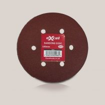 Toptopdeal-Excel-150mm-Sanding-Disc-80G-Pack-Of-10
