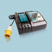 Toptopdeal Makita DC18RC 14.4-18V Li-Ion Fast Battery Charger Black 110V