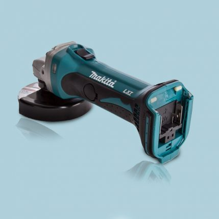 Toptopdeal Makita DGA452Z 18V LXT Li-Ion Cordless 115mm Angle Grinder Body Only 1
