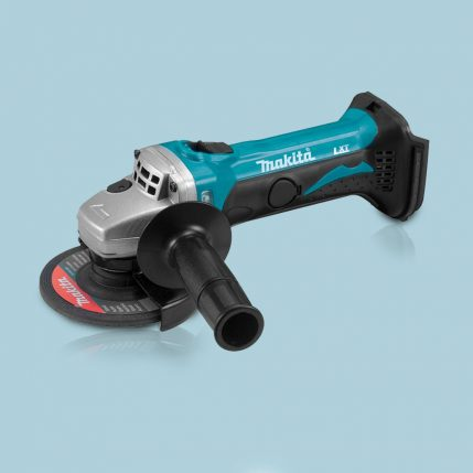Toptopdeal Makita DGA452Z 18V LXT Li-Ion Cordless 115mm Angle Grinder Body Only 2